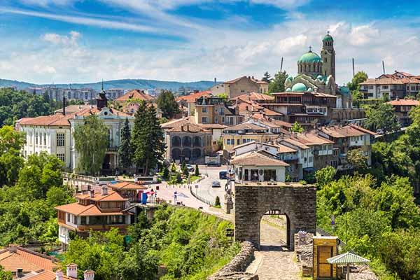 Định cư Bulgari